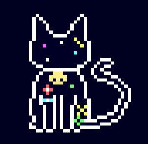 案内役の猫
