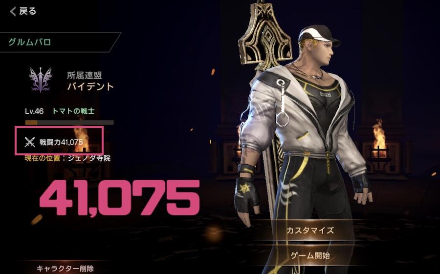 【ヴェンデッタ】トマトの戦士(カイル:ウォリアー):戦闘力40000超!