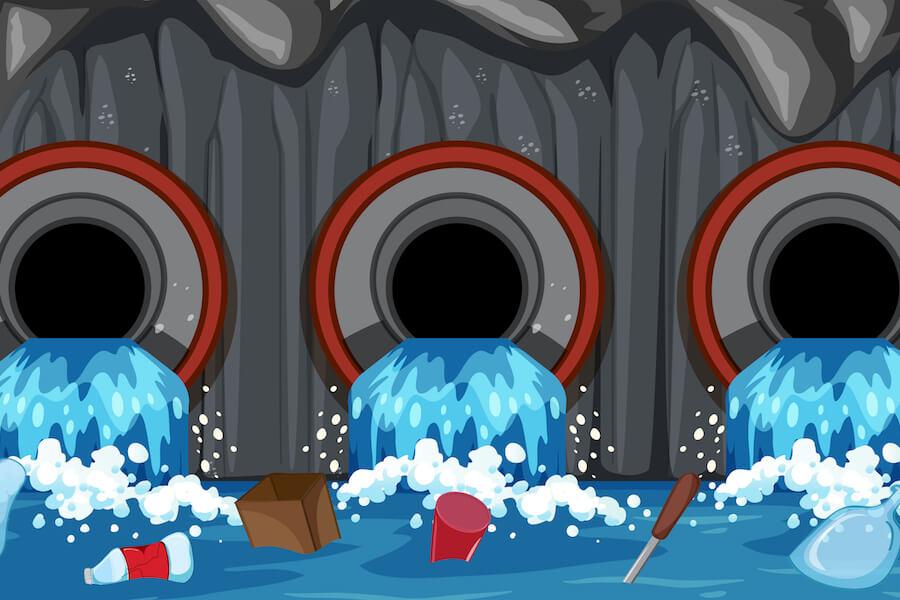お風呂場の水詰まりを解消する方法「汚水が逆流してきた時はコレ」