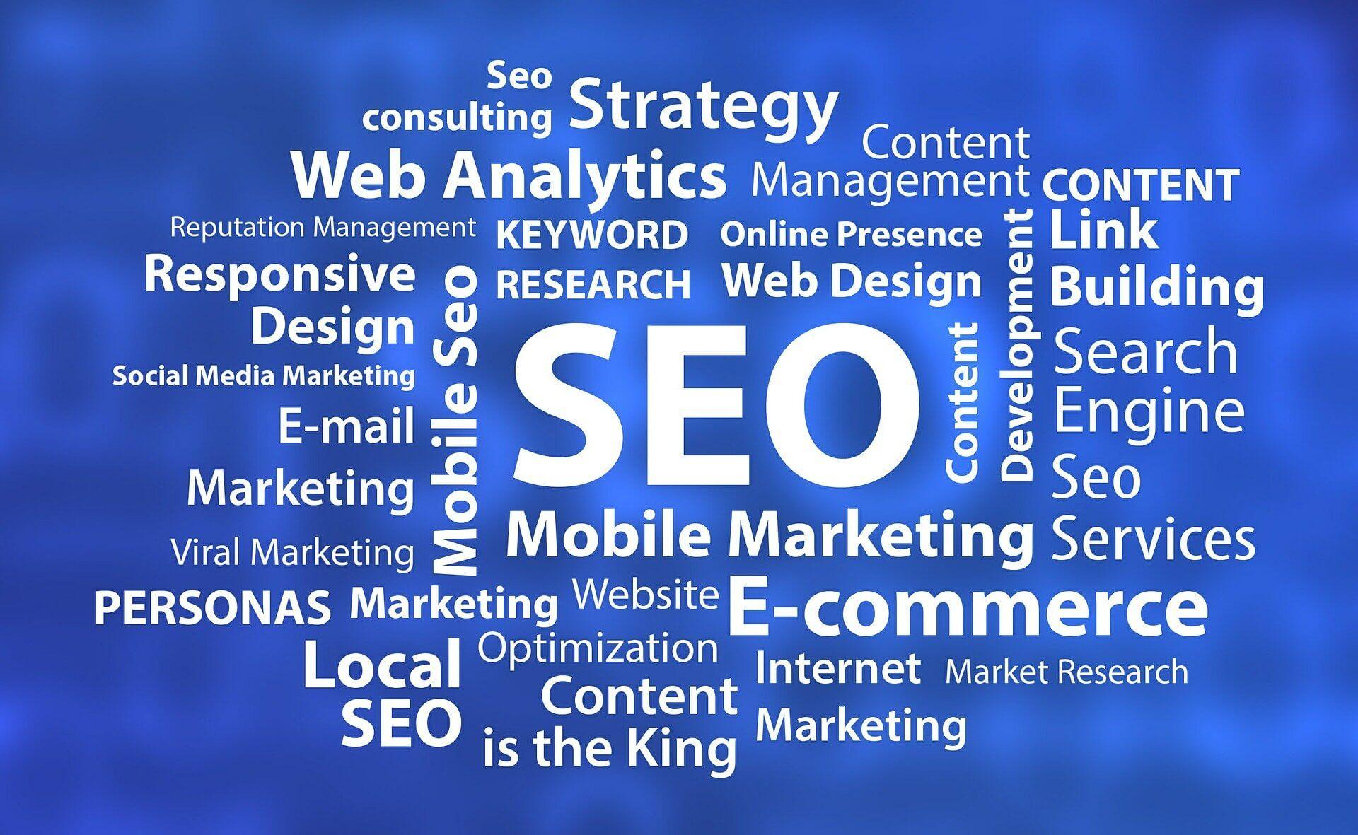 WEB制作の必要スキル⑨:SEO&WEBマーケティング