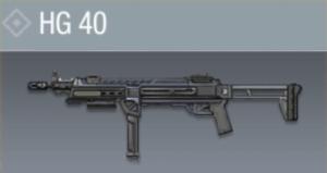 【CoDモバイル】レジェンド帯が厳選する最強武器:HG40