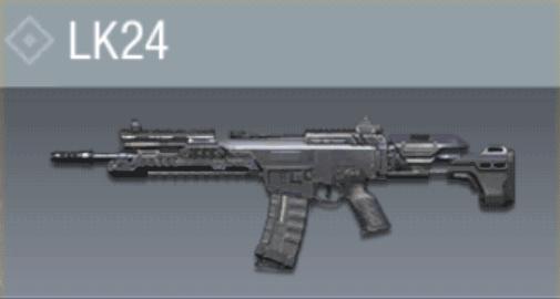【CoDモバイル】レジェンド帯が厳選する最強武器:LK24